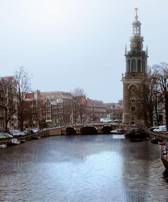 3D Models of Vanished Amsterdam Buildings – Todd van Hulzen Design